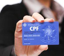 CPF substituirá outros documentos no acesso a serviços públicos