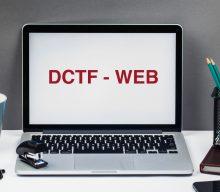 DCTF – WEB